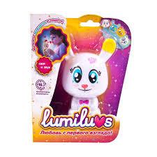 <b>Ночник</b> Lumiluvs Кролик Pearl (белый) <b>Abtoys</b> LB0001A8|<b>Ночники</b> ...