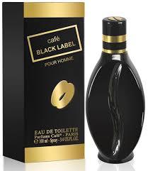 <b>Cafe Black Label Cafe</b> Parfums za muškarce Slike | <b>Cafe</b> black ...