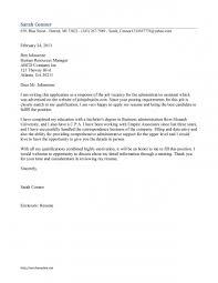sample cover letter for job application experience resumes sample cover letter for job application