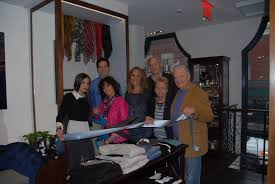 personal styling makes millburn s style at schultz stand out pictured left to right are jill tascon store stylist and buyer ricky perlman