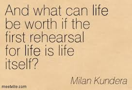 Greatest seven renowned quotes by milan kundera pic English via Relatably.com
