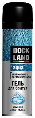 <b>Гель для бритья</b> Aqua <b>Dockland</b> — купить по выгодной цене на ...