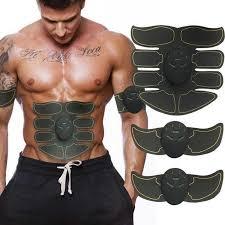 EMS Abdominal Muscle <b>Stimulator</b> Replace <b>Patch</b> tens Massager ...