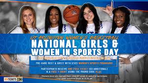 <b>Lady</b> Mavs <b>Set</b> To Host National Girls And <b>Women</b> In <b>Sports</b> Day In ...