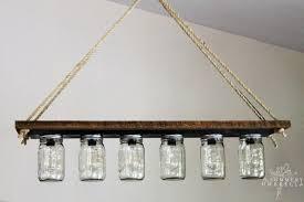 mason jar pendant chandelier light from bathroom vanity light strip the summery umbrella featured on basic bathroom strip