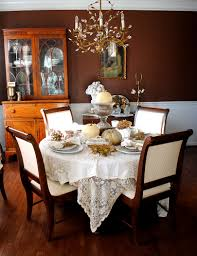 Tablecloth For Dining Room Table Dining Room Exquisite Decorating Ideas Using Rectangular White