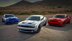 Demon оставил частичку себя купе Dodge Challenger Hellcat ...