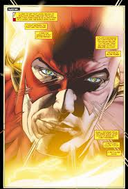 ok so what is the flash barry s weakness barry allen comic no caption provided