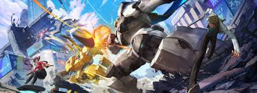 <b>Super</b> Mecha Champions-Mecha <b>Anime</b> Shooter Mobile Game