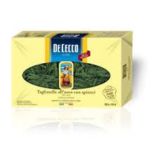 <b>Макаронные</b> изделия <b>De Cecco</b> паста Tagliatelle all'uovo con ...