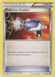 <b>Pokémon Catcher</b> (Emerging Powers 95) - Bulbapedia, the ...