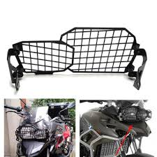 motorcycle headlight bracket lamp grill protector guard <b>for bmw</b> ...