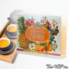 <b>Чай ассорти Basilur</b> Фруктовое Вдохновение 60 пакетиков | купить