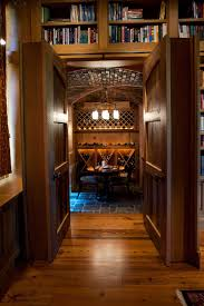 traditional wine cellar by bozeman architects designers locati architects awesome wine cellar