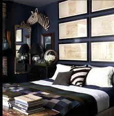 bedroom color scheme dark blue schemes
