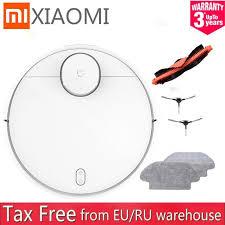 <b>2019 New</b> Xiaomi Mijia <b>STYJ02YM</b> V2 pro mi robot Vacuum Cleaner ...
