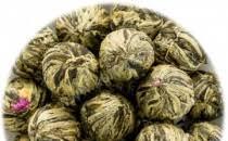 <b>Чай связанный Персик бессмертия</b> с жасмином 1 шт. 8-10 гр ...