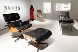 the world of charles and ray eames exhibition at the barbican charles and ray eames furniture
