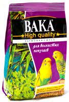<b>ВАКА High Quality</b> корм для волнистых попугаев