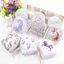 PATIMATE <b>Cartoon Cute</b> Unicorn Bag Unicorn Birthday Party <b>Decor</b> ...
