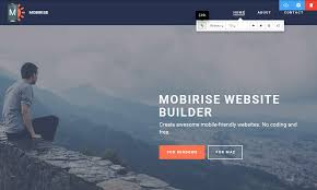 mobirise responsive website builder mobirise html website builder v2 10 new article what is better to use