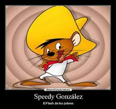 or is it speedy gonzales | Tumblr via Relatably.com