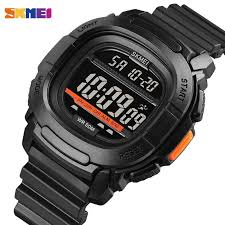 <b>SKMEI Military 3</b> Times Watches Men Japan Chinese Movement ...