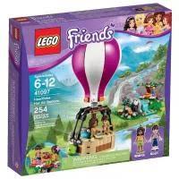 Конструктор <b>LEGO Friends 41097 Воздушный</b> шар Хартлейк Сити