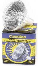 <b>Camelion JCDR</b> 220V <b>35W</b> 50mm, <b>Лампа</b> | купить в розницу и оптом