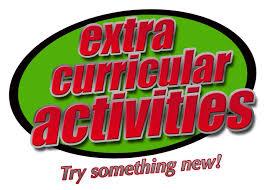 essay on extra curricular activities
