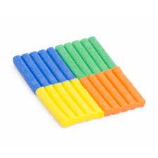 <b>Glitter</b> Organic Beeswax Modelling Clay - <b>10</b> Colours Les Jouets