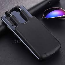 <b>Upgraded</b> [5000mAh] Protective Portable Charging Case ...