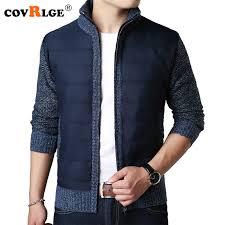 Detail Feedback Questions about <b>Covrlge Sweater Male</b> Autumn ...