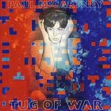 <b>Paul McCartney</b> - <b>Tug</b> Of War (1982, Vinyl) | Discogs