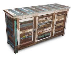 reclaimed wood sideboard furniture wooden sideboard furniture