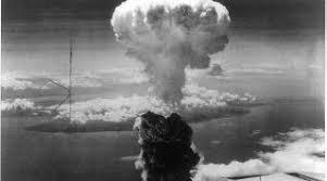 the atomic bomb  hiroshima and nagasaki   teachinghistory orgphotographic print  second atomic bombing of nagasaki  august  loc