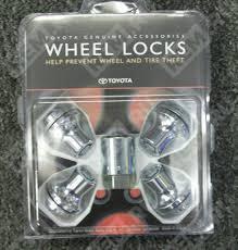 PT27660070 <b>Комплект секретных гаек Toyota</b> - купить в интернет ...