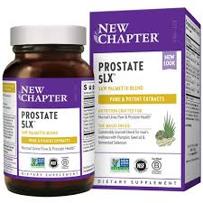 New Chapter <b>Prostate 5LX</b>™ Saw Palmetto Blend -- 180 Vegetarian ...