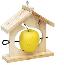 """<b>Кормушка Verdemax</b> """"яблоко"""" 18х6х20см (1002326790) купить в ..."""