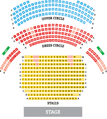 Theatre Royal Wakefield   Seating Plan  view the seating chart for    Theatre Royal Wakefield Seating Plan