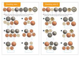 Counting Coins Maths Worksheets   Free Early Years & Primary ...Counting Coins Worksheets