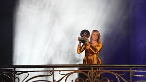Controversy in Paris after women's <b>Ballon</b> d'Or winner asked to ...