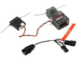 <b>Приемник Spektrum</b> AR7010 <b>7</b>-Channel DSMX Receiver 2.4GHz ...