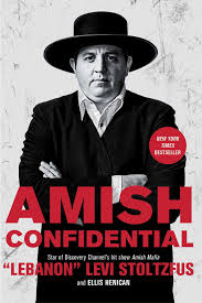 amish confidential book by levi stoltzfus ellis amish confidential 9781501110313 hr