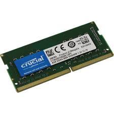 <b>Модуль памяти</b> Crucial <b>SO-DIMM</b> DDR4 DIMM 4 Гб PC4-21300 1 ...
