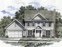 Colonial House Plans   The House Plan ShopPlan H