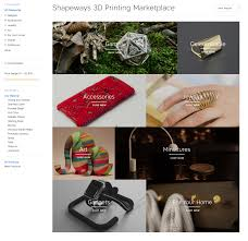 getting promoted on shapeways first your shop must be complete how do we define that three or more products take a peek at the designer spotlight each week to see examples that