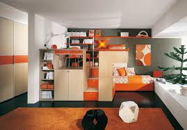 Awesome Small Apartment Compact Furniture Design Ideas With Walls Painted Of White Grey Also Wood Pattern  N