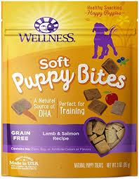 Wellness Soft Puppy Bites Natural Grain Free Puppy ... - Amazon.com