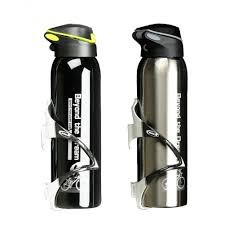 Alician <b>Bicycle Bottle Holder Aluminum</b> Alloy Bike Kettle Holder ...
